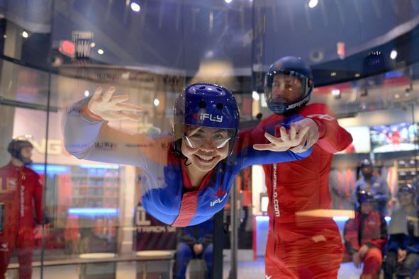 iFLY excitement Chicago