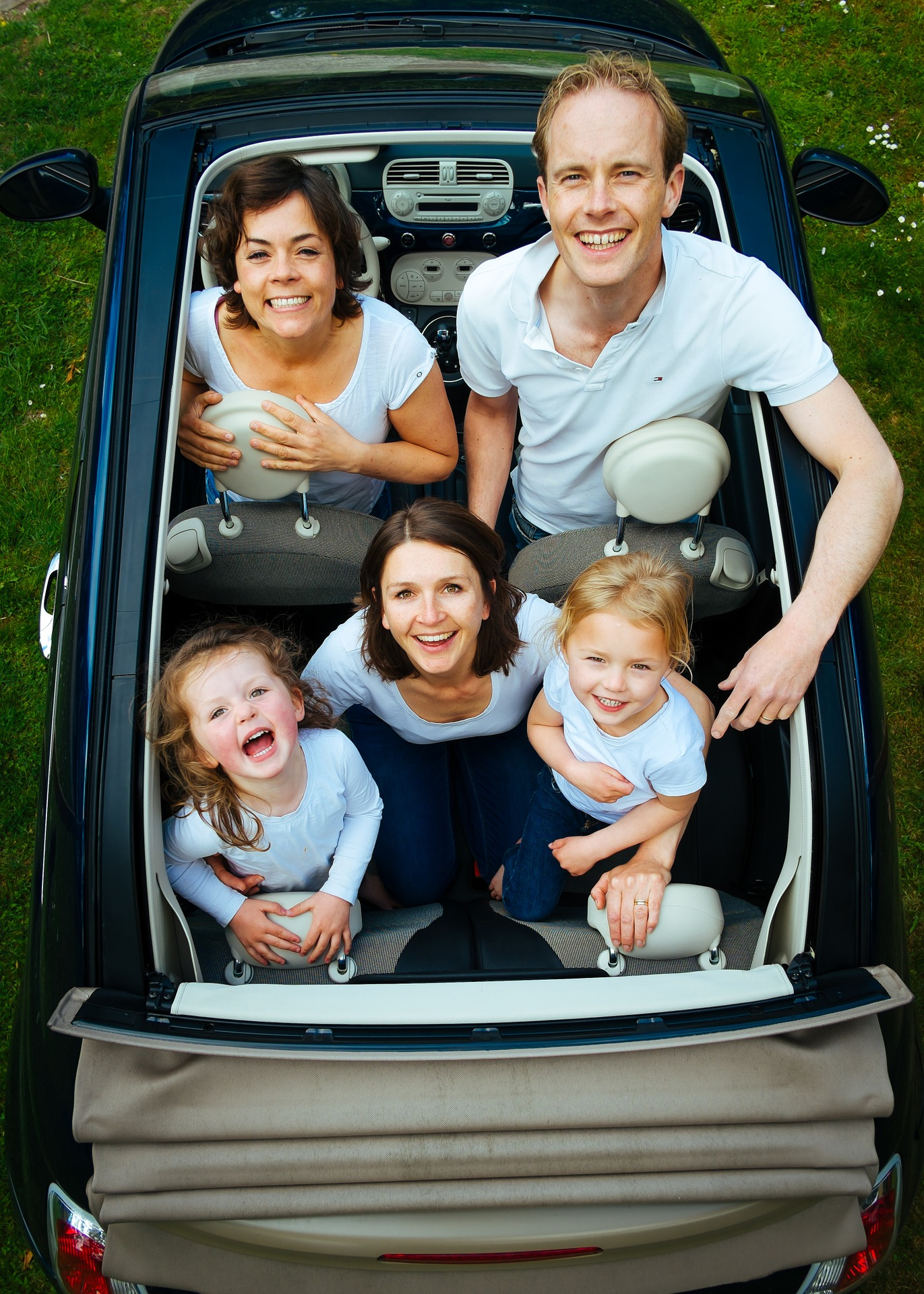Au Pair and family