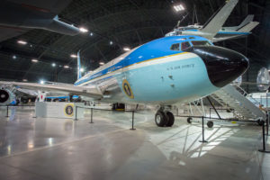 Air Force One at USAF Museum