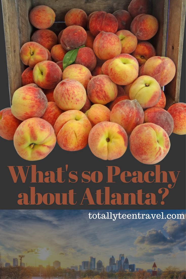 What's so Peachy about Atlanta?
