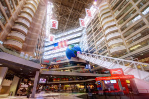 CNN Center Atlanta