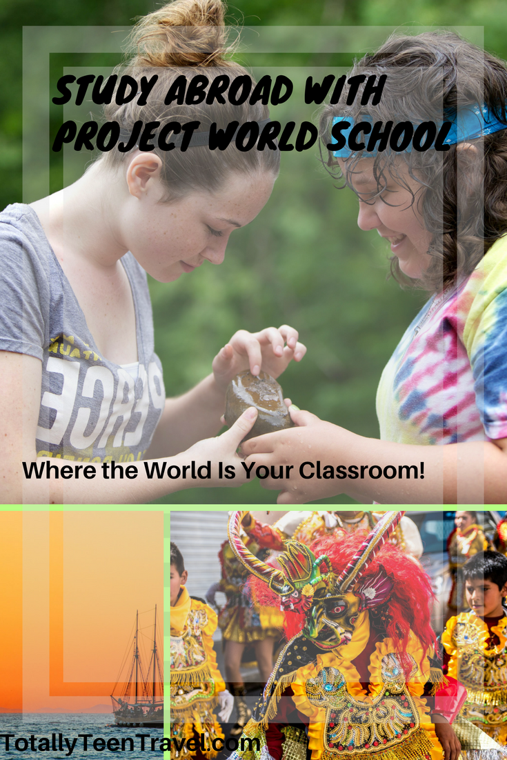Project World School