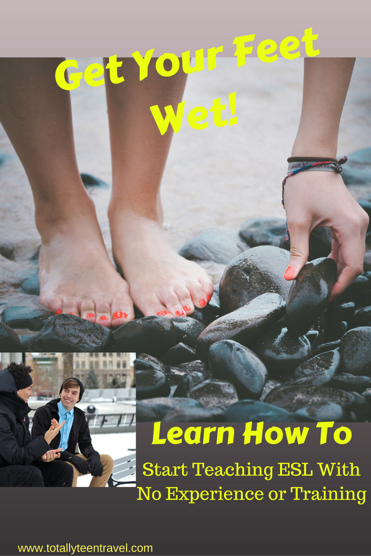 Learn How to Teach English with no Experience or Training