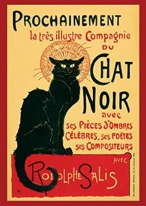 Le Chat Noir Toulouse Lautrec Columbus Ohio