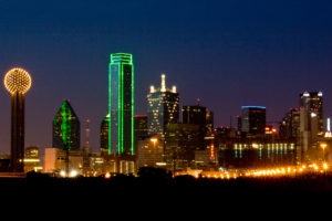 Live It Up in Dallas, Texas