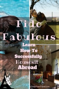 Fido Fabulous Housesitting Abroad