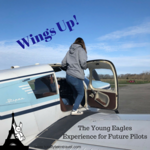 Young Eagles Flight for 8-17 year olds